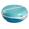 Beaba Набор посуды: тарелка+крышка, вилка+ложка ELLIPSE BLUE 913394