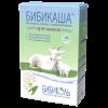 Детская каша Бибиколь гречневая на козьем молоке, 200гр