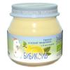 Бибиколь Органическое фруктово-молочное пюре Груша и козий творожок с 6 мес. 80 г.