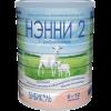 Сухая молочная смесь Нэнни 2 на основе козьего молока, с пребиотиками, 400гр