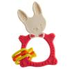Roxy Kids Универсальный прорезыватель BUNNY. Цвет кораловый.
