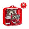 Skip Hop Набор посуды в сумке Медвеженок