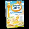 Каша ФрутоНяня мультизлаковая молочная, 200гр