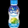 Йогурт питьевой «Засыпай-ка» Агуша Зеленое яблоко-мелисса с 8 мес. 200мл.