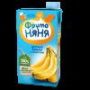 Нектар ФрутоНяня банановый с мякотью, 0,5л
