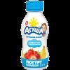 Йогурт питьевой Агуша Клубника-банан с 8 мес. 200мл.