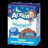 Кашка «Засыпай-ка» Агуша Молочно-гречневая с 6 мес. 200мл.