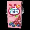Морс ФрутоНяня из клюквы, черники и вишни, 0,2л